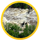 Flooding at Jay Cooke State Park