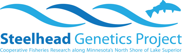 Steelhead Genetics Project logo