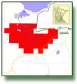 thumbnail of Itasca County map