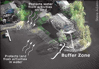 buffer zone solution