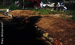 soil berm