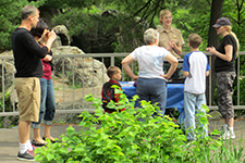 DNR events at Gooseberry Falls State Park