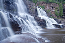 Gooseberry Falls State Park waterfalls