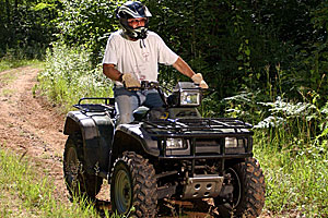 Alborn-Pengilly Railroad ATV Trail