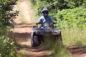 Axtell Technical Riding Area