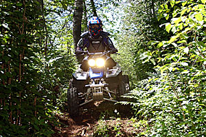 Blue Ox ATV Trail