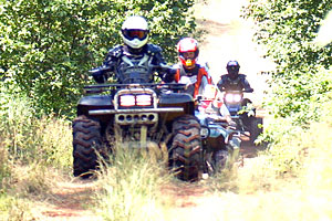 Forest Riders ATV Trail