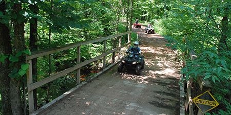 ohv trail