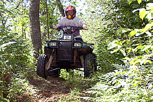 Meeker County OHV Park