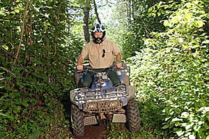Moose River ATV Trail