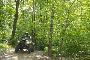 Solana State Forest OHV Trails