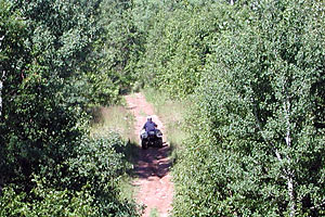 Soo Line North ATV Trail: Lawler - Shovel Lake