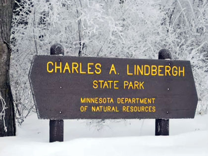 Video tour of Charles A. Lindbergh State Park, located in Little Falls, Minnesota