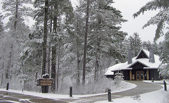 Itasca State Park Visitor Center