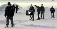 A video of the Minnesota Twins having some winter fun at Lake Bemidji State Park in January 2012.