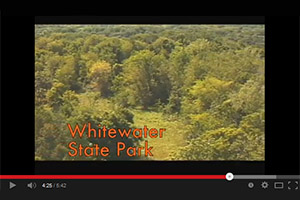 Video featuring fire towers of Minnesota.