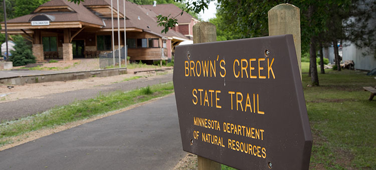 Browns Creek State Trail