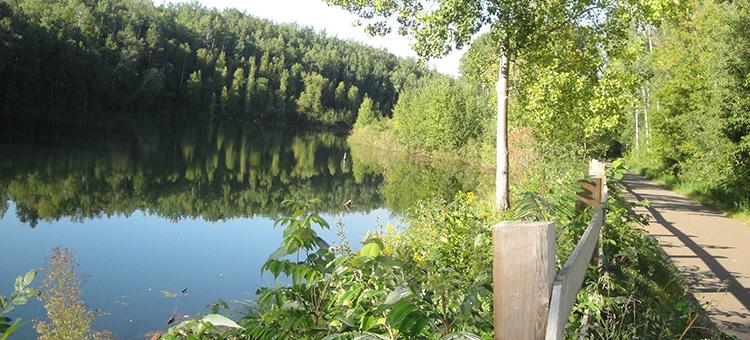 Cuyuna Lakes State Trail