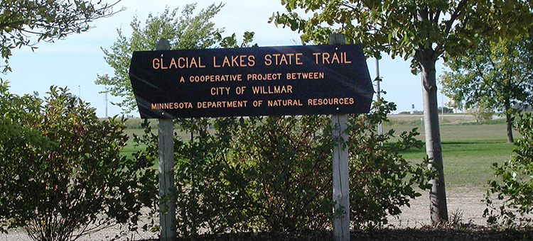 Glacial Lakes State Trail