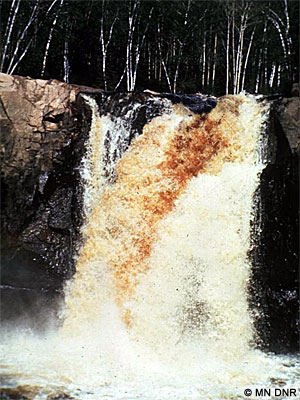 Class VI rapids.