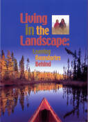 Cover from the 'Living in the Landscape' video.