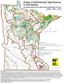 pdf file of sites of biodiversity significance in MN