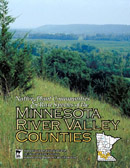 Cover of publication Native Plant Communities and Rare Species of the Minnesota River Valley Counties