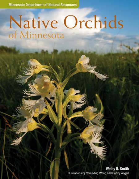 Native Orchids of Minnesota book cover