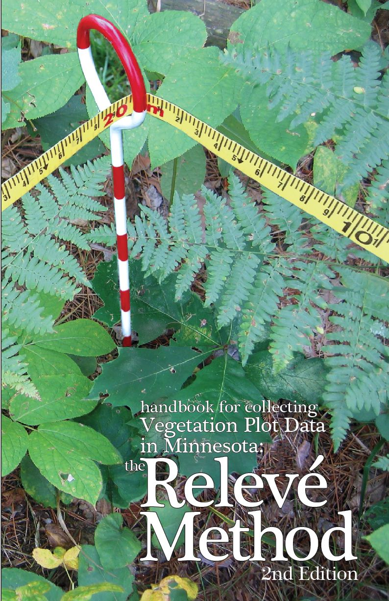 cover of releve booklet