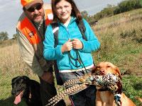 upland bird hunt