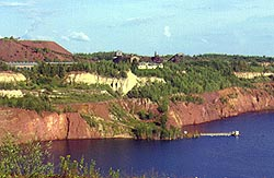 Hull Rust Mahoning Mine, Hibbing, MN.