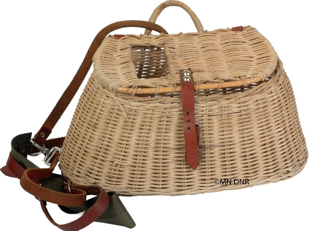 Creel basket