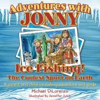 Adventures with Johnny Ice Fishing Cover
