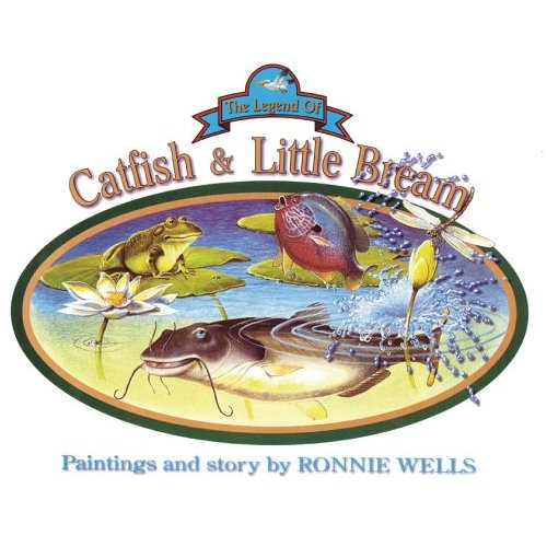 The Legend of Catfish & Little Bream