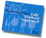 photo: early Childhood supplement guide