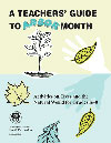 Cover of Arbor Month Teachers guide