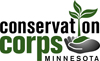 Logo for Minnesota Conservation Corps