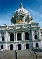 image of Minnesota State Capital