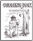 graphic: Childern's Fire Safety Coloring Book