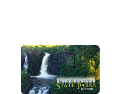 Minnesota State Parks gift card
