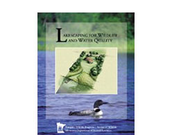 Landscaping for Wildlife and Water Quality book