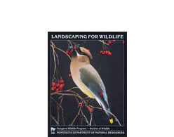 Landscaping for wildlife book