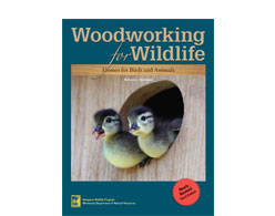 Woodworking for Wildlife book
