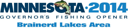 2012 Governor's Fishing Opener Logo