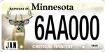 Deer Plate
