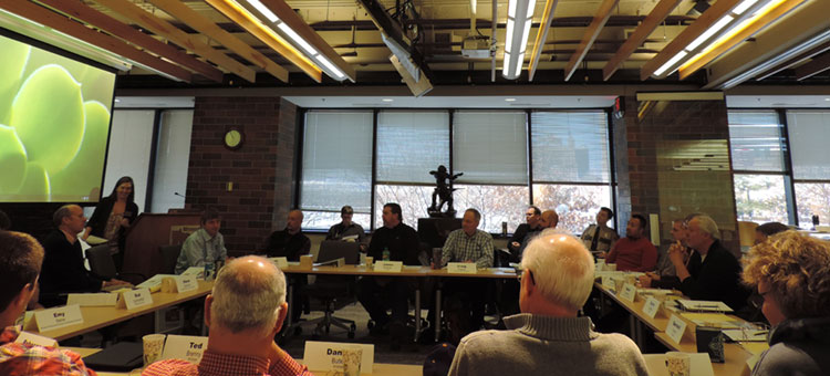 Deer Management Plan Advisory Committee meeting in St. Paul