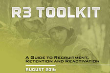 Recruitement, retention and reactivation toolkit cover