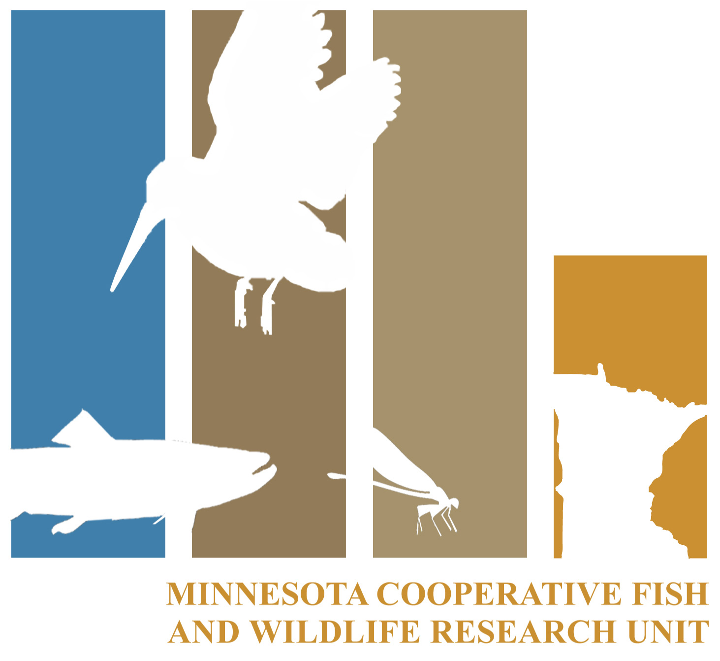 Minnesota Cooperative Fish and Wildlife Research Unit logo