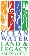 Clean Water Land & Legacy Fund logo