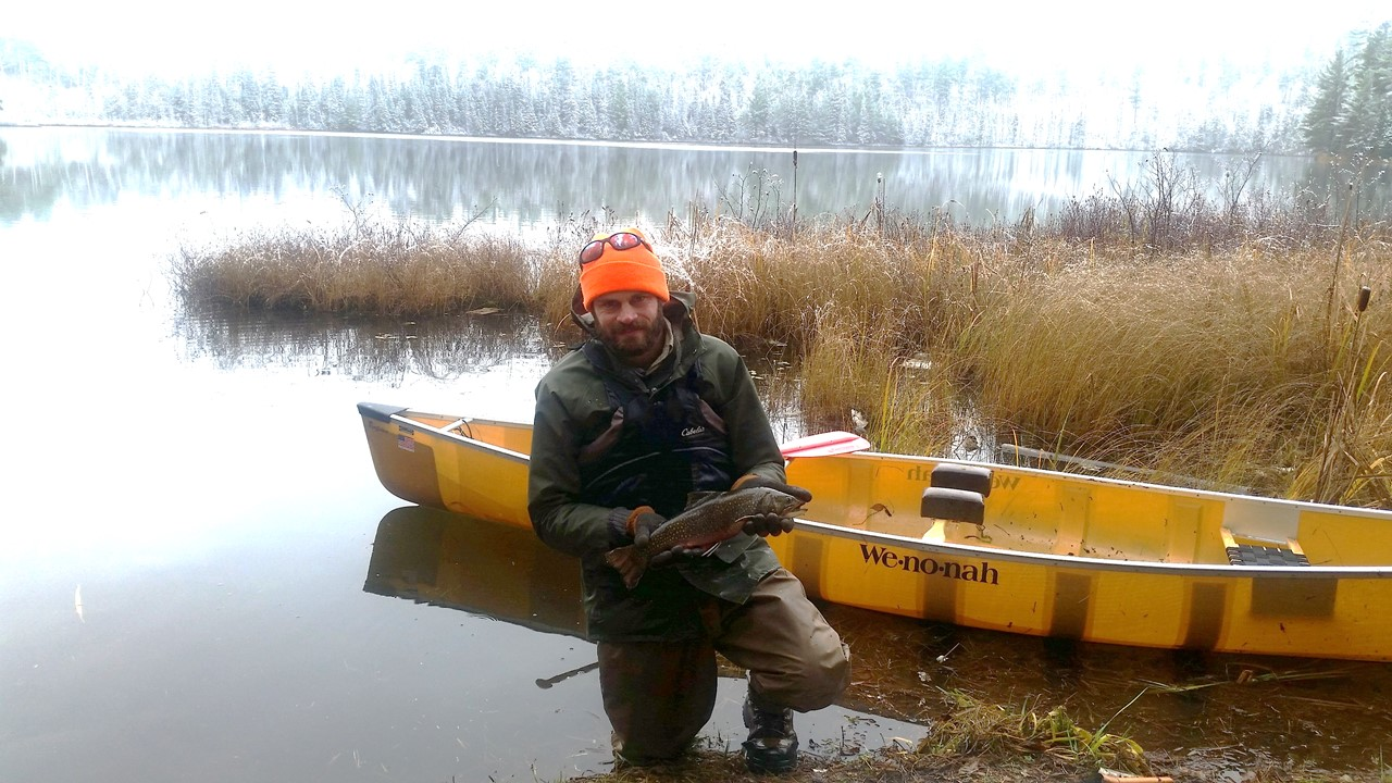 Fisheries management in the Boundary Waters Canoe Area Wilderness.
